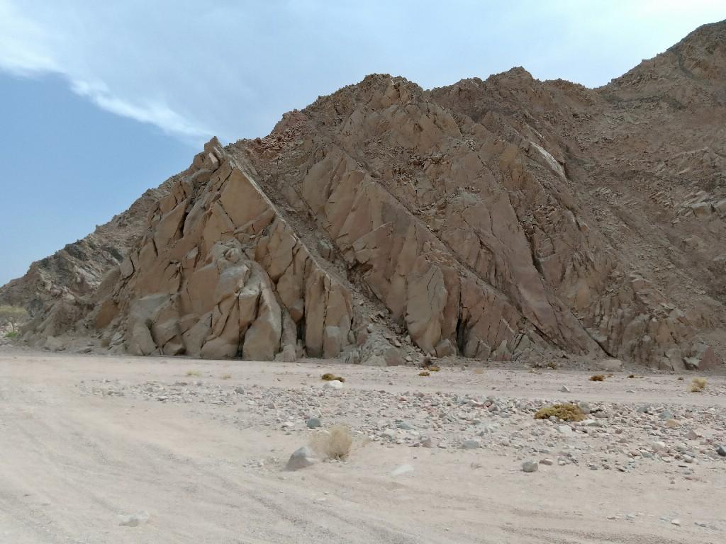 جبال محمية أبو جالوم