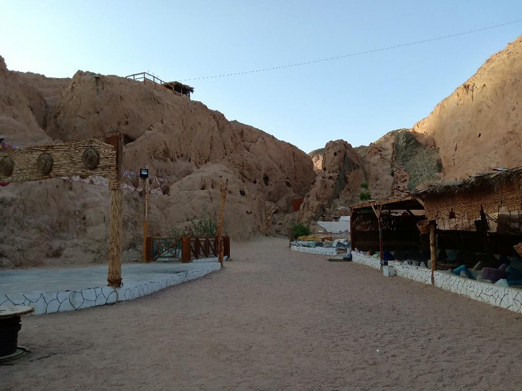 وادي الطويلات دهب